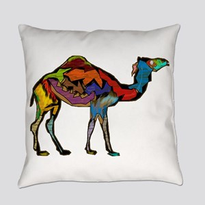 CAMEL SPECTRAL Everyday Pillow