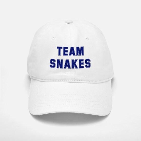 Team SNAKES Baseball Baseball Cap