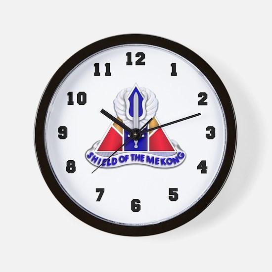 13th Combat Aviation Wall Clock
