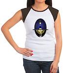 Blue Rapier Women's Cap Sleeve T-Shirt