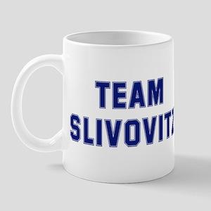 Team SLIVOVITZ Mug