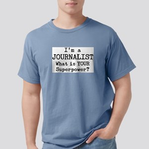 journalist Mens Comfort Colors Shirt