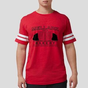 The Hunger Games Mellark Baker Mens Football Shirt