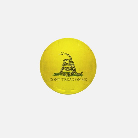 Don't Tread on Me Mini Button