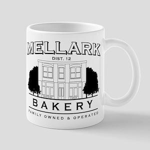 The Hunger Games Mellark Bakery 11 oz Ceramic Mug
