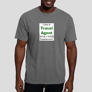 travel agent Mens Comfort Colors Shirt