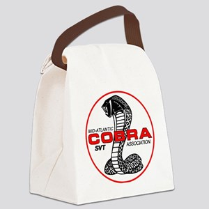 COLOR MACA Logo for light colored Canvas Lunch Bag