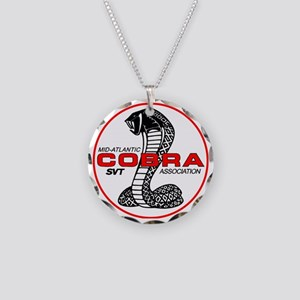 COLOR MACA Logo for light co Necklace Circle Charm