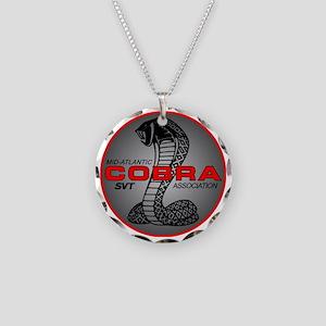 Mid-Atlantic Cobra Assocatio Necklace Circle Charm