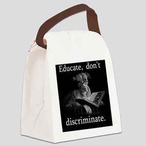 Self Titled Canvas Lunch Bag