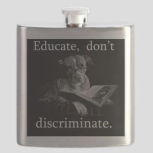 Self Titled Flask
