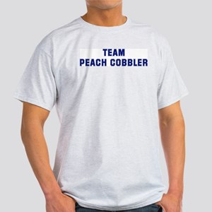 Team PEACH COBBLER Light T-Shirt