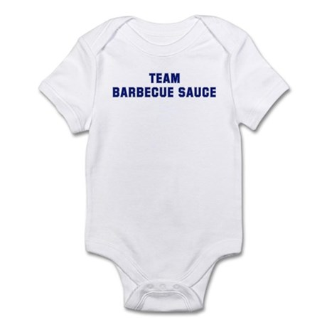 Team BARBECUE SAUCE Infant Bodysuit