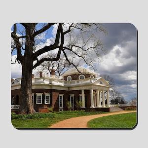 Monticello 12X18 Mousepad
