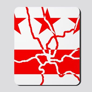DC Metro Inverted Mousepad