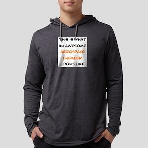awesome aerospace Mens Hooded Shirt