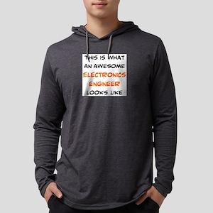 awesome electronics Mens Hooded Shirt