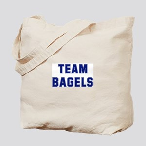 Team BAGELS Tote Bag