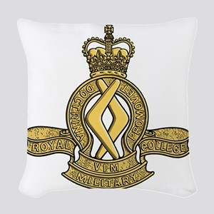 RMC Duntroon Woven Throw Pillow