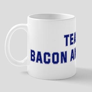 Team BACON AND EGGS Mug