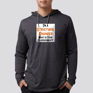 structural engineer Mens Hooded Shirt