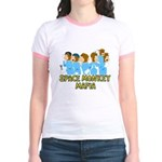 Space Monkey Mafia Ringer T-shirt