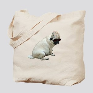 Funny In-Pug-nito! Pug Dog Tote Bag