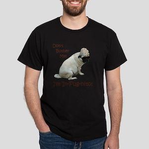 Funny In-Pug-nito! Pug Dog Dark T-Shirt