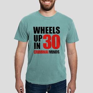 Wheels Up In 30 Mens Comfort Colors Shirt