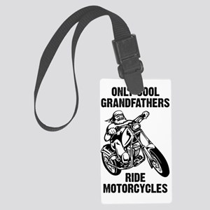 Cool Grandfathers Large Luggage Tag