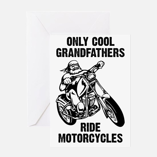 Cool Grandfathers Greeting Card