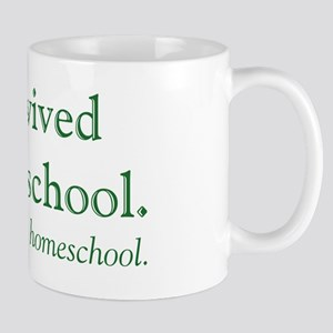 I Survived Public School Mug