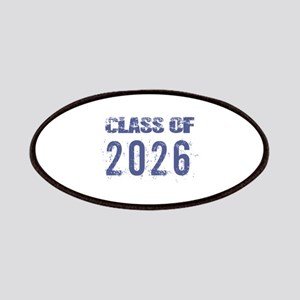 Class Of 2026 (Grunge-a) Patches