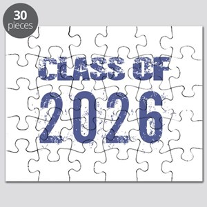 Class Of 2026 (Grunge-a) Puzzle
