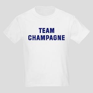 Team CHAMPAGNE Kids Light T-Shirt
