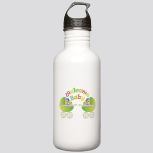 Welcome Baby Water Bottle