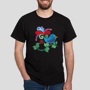 Love Bird Dark T-Shirt