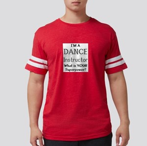 dance instructor Mens Football Shirt