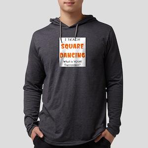 teach square dance Mens Hooded Shirt