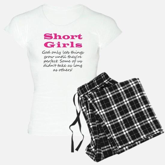 Short Girls Pajamas