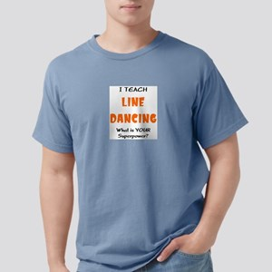 teach line dance Mens Comfort Colors Shirt