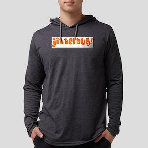 jitterbug! Mens Hooded Shirt