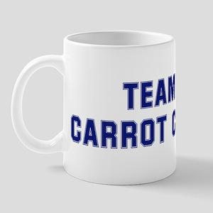 Team CARROT CAKE Mug