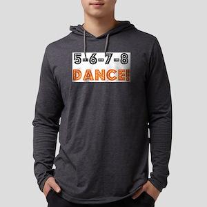 5-6-7-8 Mens Hooded Shirt