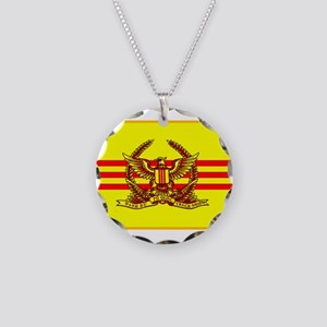 South Vietnamese Army Necklace