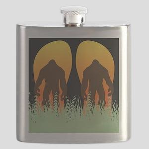 Bigfoot Flask