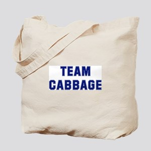 Team CABBAGE Tote Bag