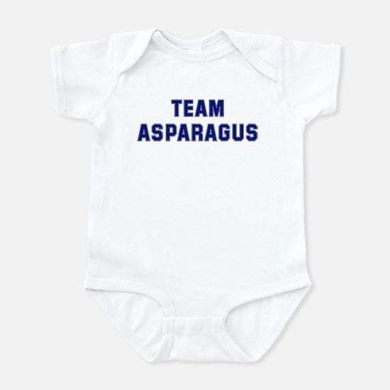 Team ASPARAGUS Infant Bodysuit