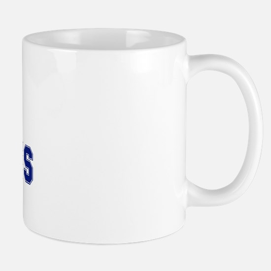 Team MUDSLIDES Mug