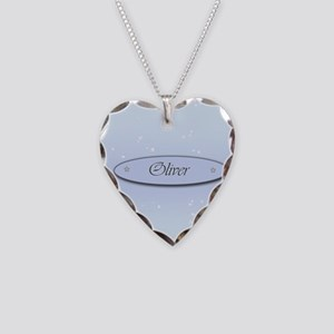 Oliver Necklace Heart Charm